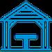 Summerhouses, pergolas, roofing